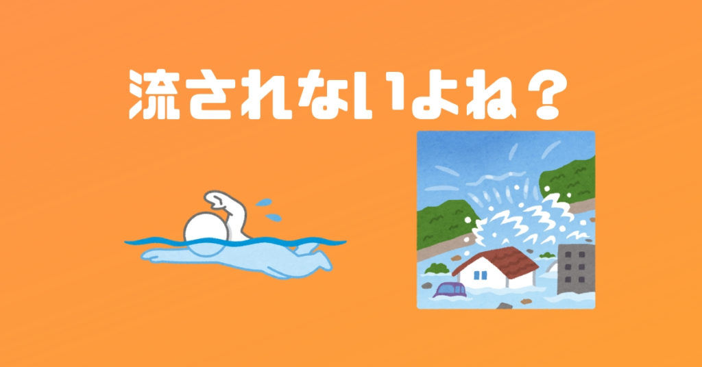 洪水の画像